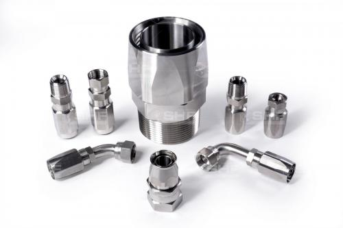 Reuseable Couplings