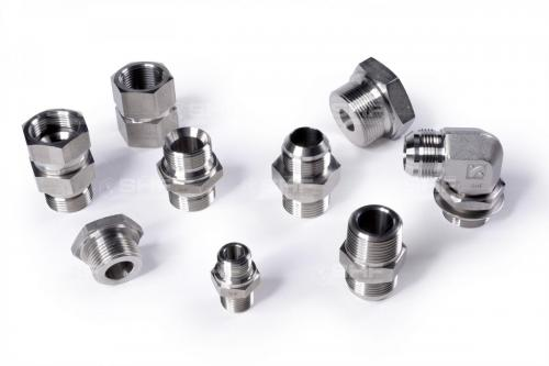 BSPP and BSPT Adapters